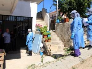 Testi pozitif çıkınca 139 kişi karantinaya alındı