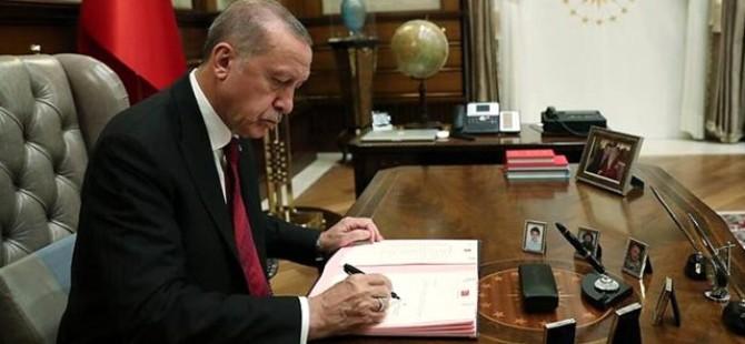 Cumhurbaşkanı Ayasofya'da ibadetin önünü açan kararnameyi imzaladı